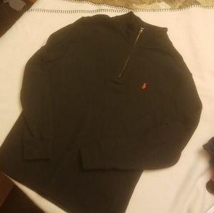 POLO - Black Teen sweater